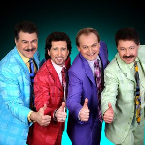 «Доктор Ватсон» мужская шоу-группа
