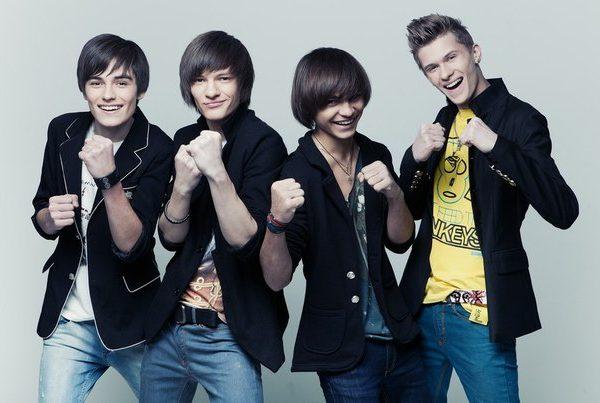 «Герои» поп группа