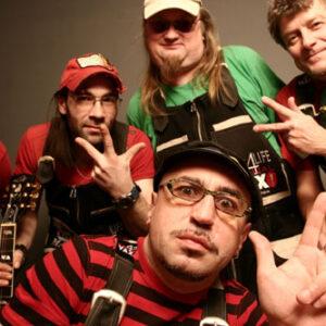 «Манго-Манго» рок группа
