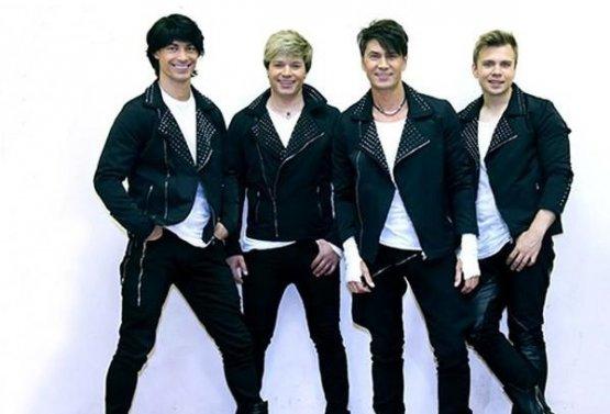 «На-На» поп группа