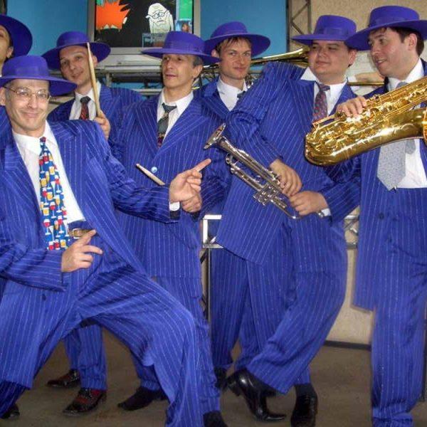 «Пижоны» группа (джаз)