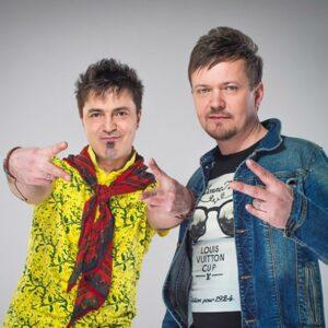 Потехин Алексей и группа «Трек & DJ Блюз»