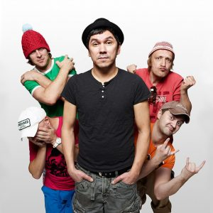 «Жуки» рок группа
