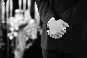 Ритуальный агент, распорядитель похорон