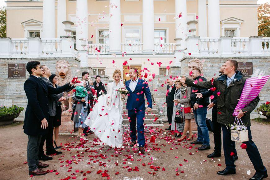 Свадьба в ресторане Соленья-Варенья