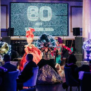 Юбилей 60 лет в ресторане Метрополь