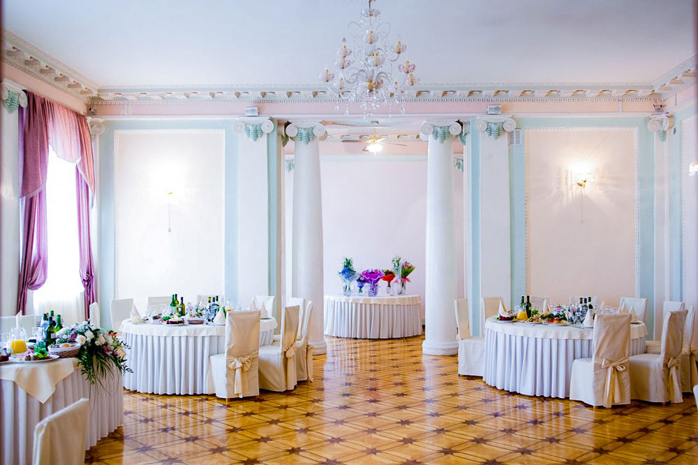 Свадьба во дворце княгини Долгорукой