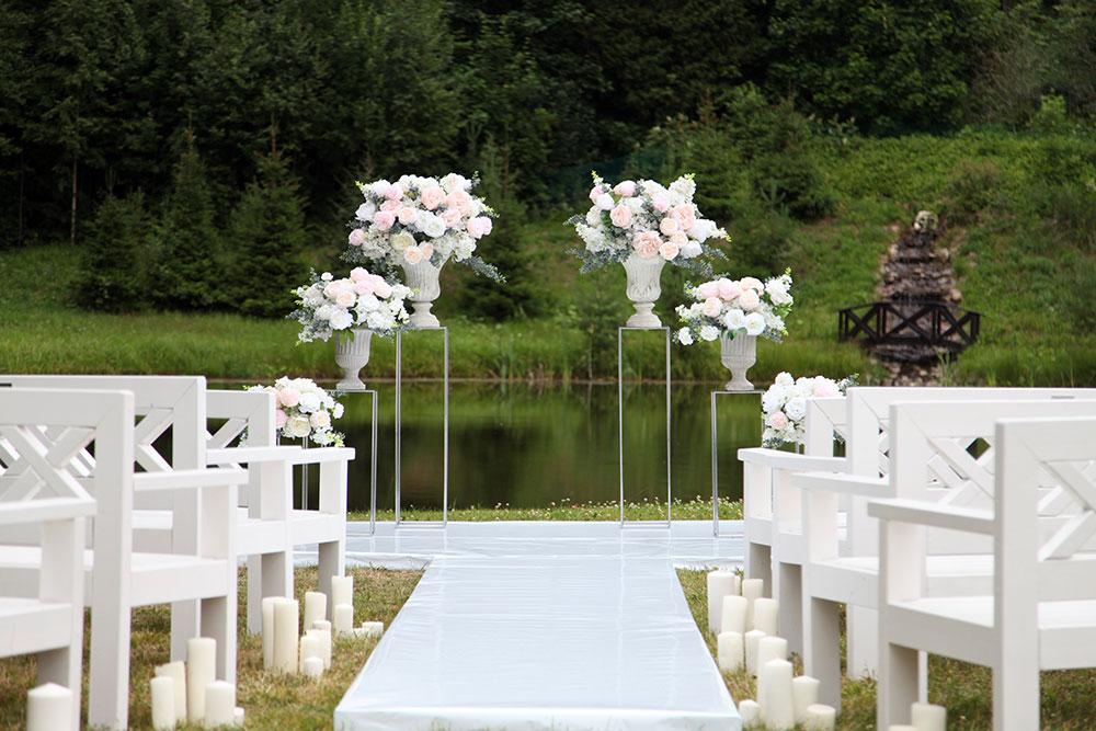 Свадьба в комплексе Шувалофф