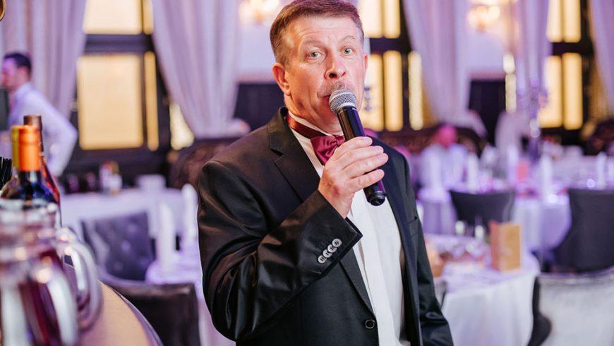 Юбилей Михаила 50 лет в ресторане Метрополь
