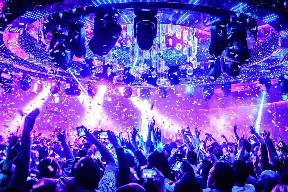 Идеи для девичника, где организовать девичник - в ночном клубе
