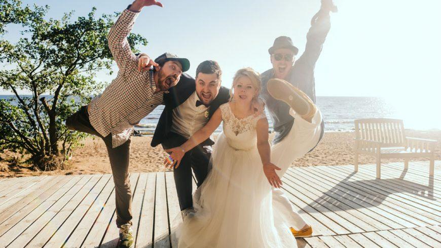 Как придумать тему и стиль для свадьбы
