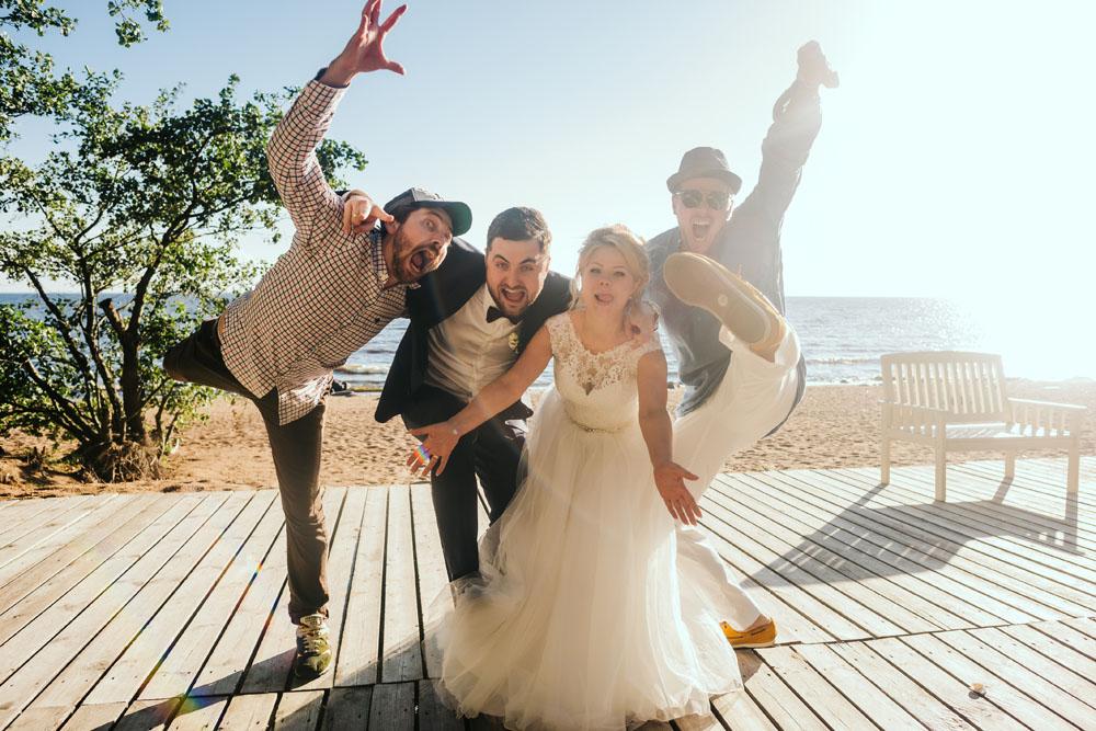 Как выбрать стиль и тему свадьбы
